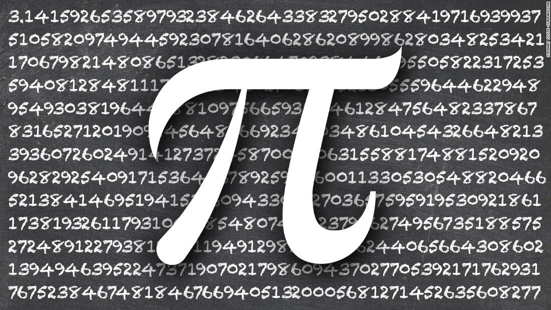 Pi Day 3.14 – Here's Pi to 1 Million