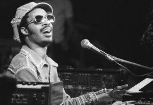 Stevie Wonder Wednesday at Pixaura
