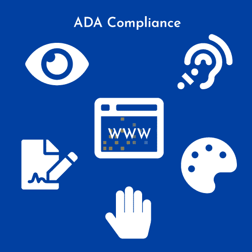 ADA Compliance infographic