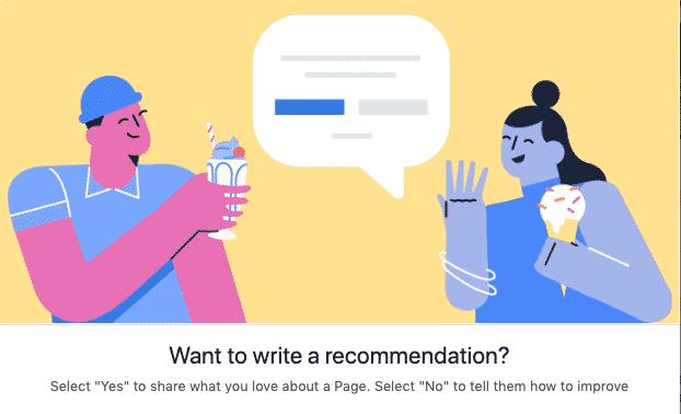facebook reviews changes