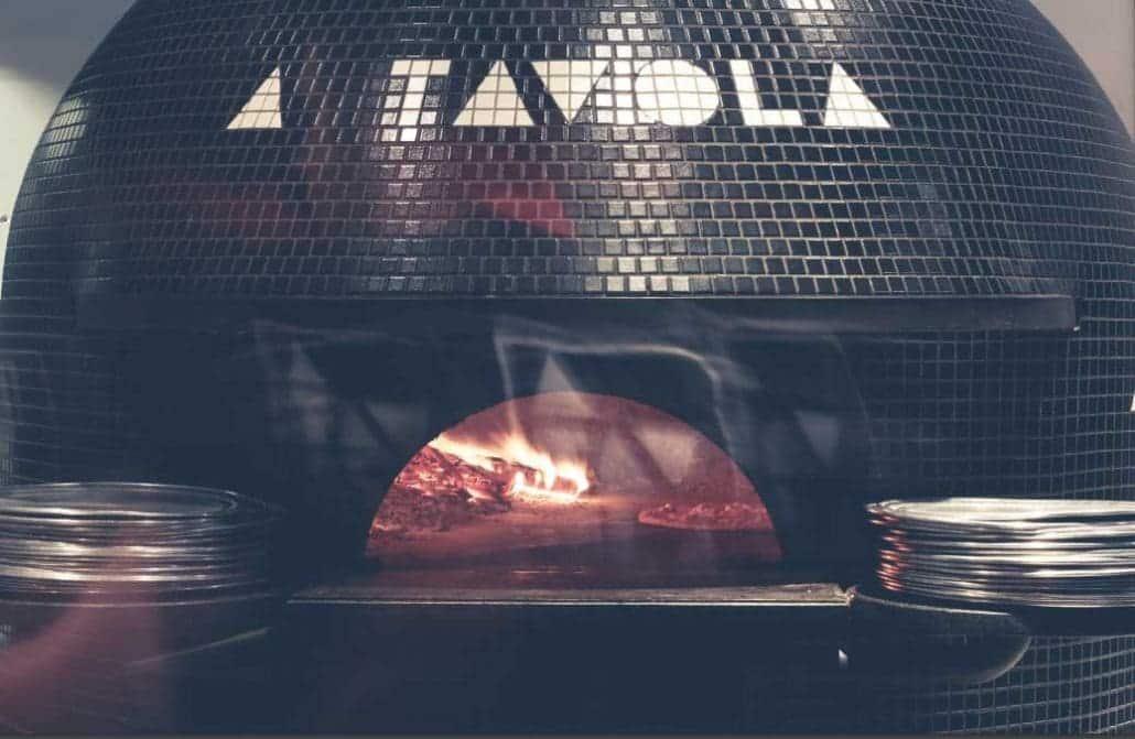 A Tavola pizza oven