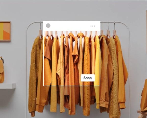 Social Shops - 2021 Marketing Trend