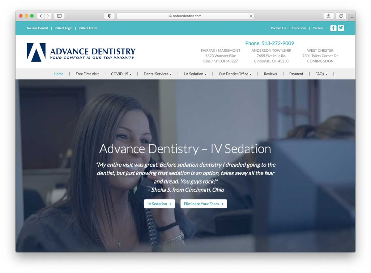 Advance Dentistry