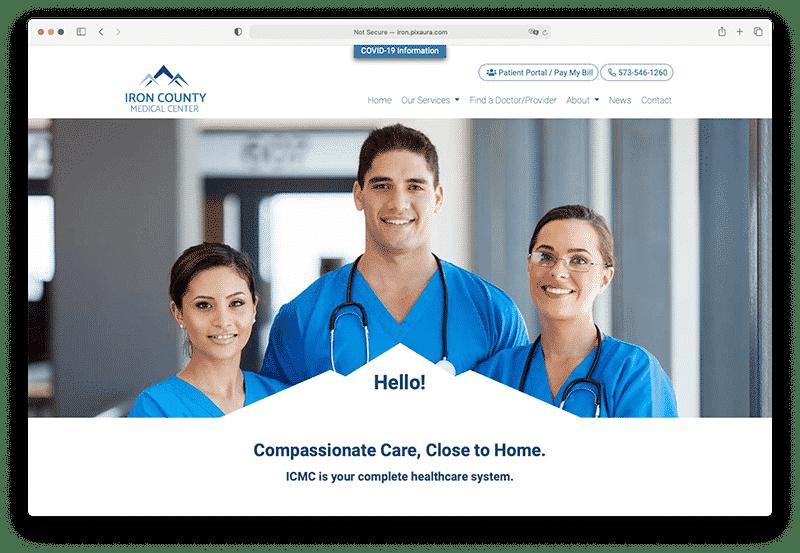 Iron County Medical Center